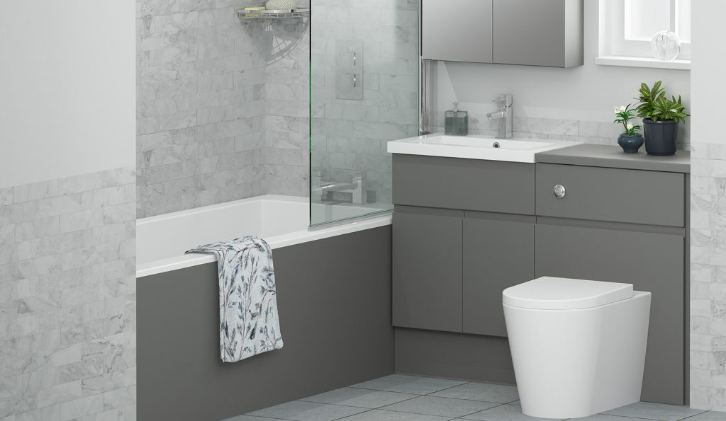 If Space Is Something You Are Worried About Why Not Add A Slimline Basin  And A Suspended WC Pan Will Make The Room Feel And Look Much Bigger.